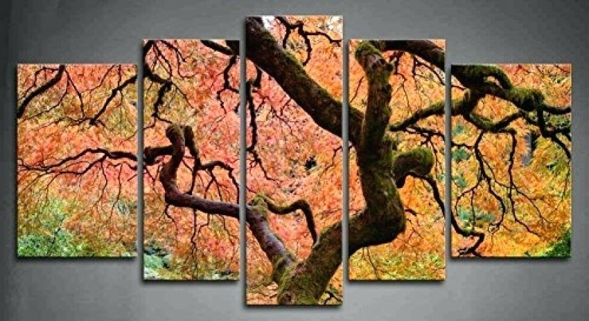 Preferred Japanese Wall Panel Japanese Wall Art Panels – Gullybeads Pertaining To Japanese Wall Art Panels (View 14 of 15)