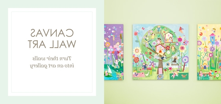 Featured Photo of Kids Canvas Wall Art