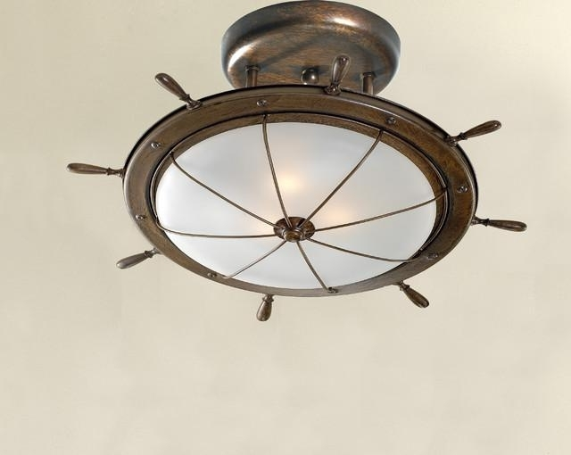 Preferred Nautical Outdoor Ceiling Fans Within Nautical Outdoor Ceiling Fans — John Robinson Decor : Innovation (View 14 of 15)