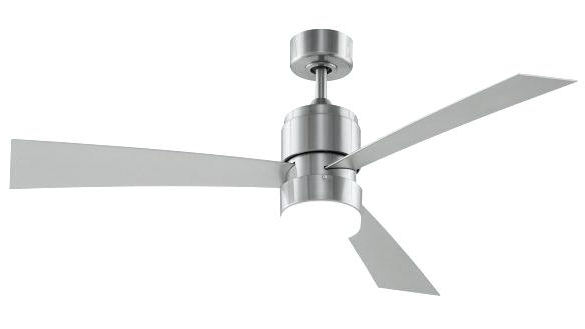 Preferred Outdoor Ceiling Fans With Led Lights With Regard To 3 Blade Ceiling Fan With Led Light New Outdoor Ceiling Fans With Led (View 13 of 15)