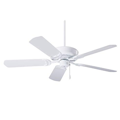 Preferred Rust Proof Outdoor Ceiling Fans Regarding Outdoor Ceiling Fan With Light Wet Rated: Amazon (View 11 of 15)