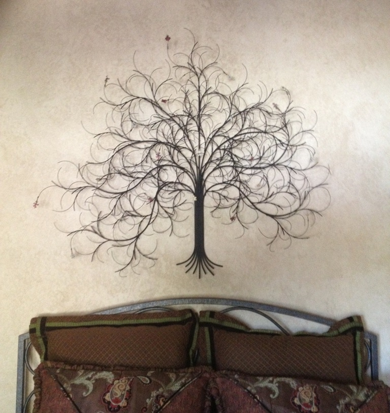 Preferred San Francisco Metal Wall Art Metal Wall Sculpture And, Metal Tree Intended For Metal Tree Wall Art Sculpture (View 11 of 15)