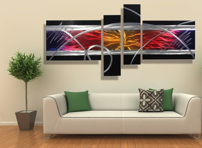 Preferred The Best Modern Metal Wall Décor Accessories For Unique Room With Unique Modern Wall Art And Decor (View 3 of 15)
