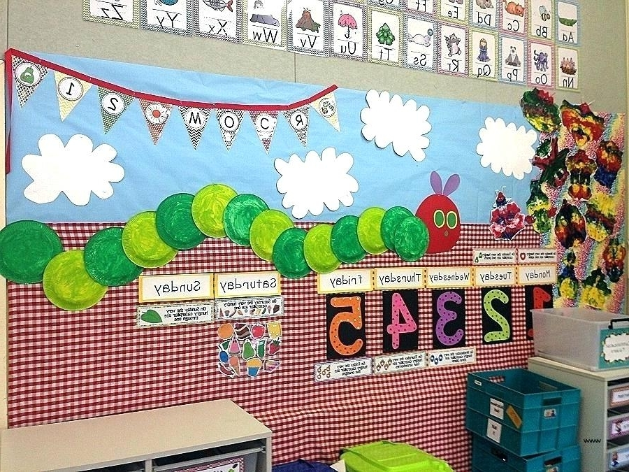 Preferred Very Hungry Caterpillar Wall Art Throughout The Very Hungry Caterpillar Wall Art Butterfly Kids Wall Decor From (View 13 of 15)