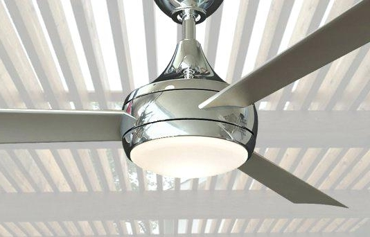 Preferred Wet Rated Outdoor Ceiling Fans With Light With Outdoor Ceiling Fans Lights Wet Rated Choose Or Damp For Your Space (View 8 of 15)