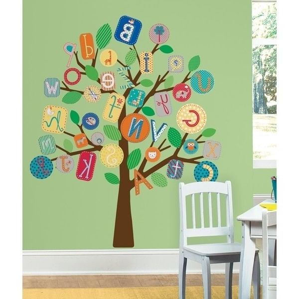 Preschool Classroom Wall Decals Regarding Best And Newest Removable Children S Living Room Bedroom Classroom Preschool Decal (View 12 of 15)