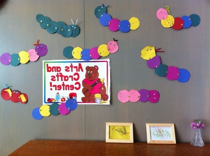Preschool Wall Decoration For Fashionable Wall Decoration (View 7 of 15)
