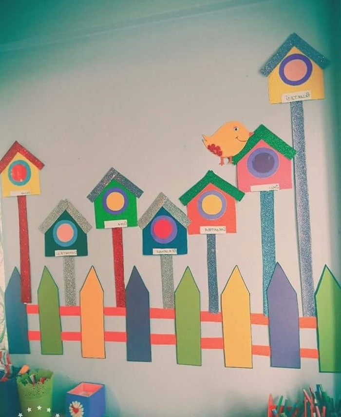 Preschool Wall Decoration Pertaining To 2018 Wall Decor Attractive Decoration For Preschool Classroom Yasaman Pre (View 9 of 15)