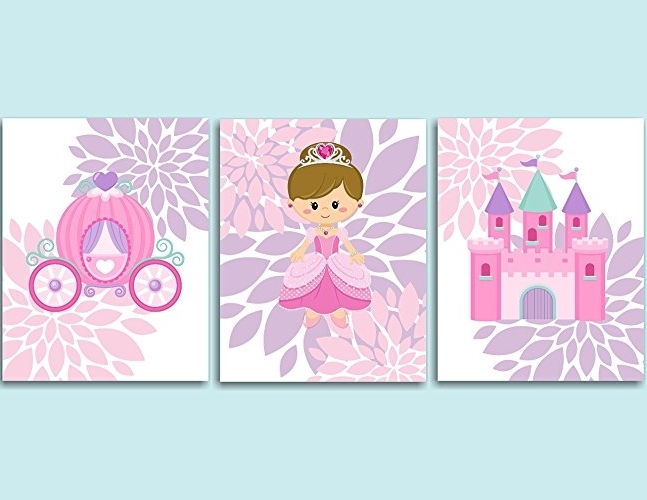 Project Ideas Princess Canvas Wall Art – Ishlepark For 2017 Princess Canvas Wall Art (View 2 of 15)