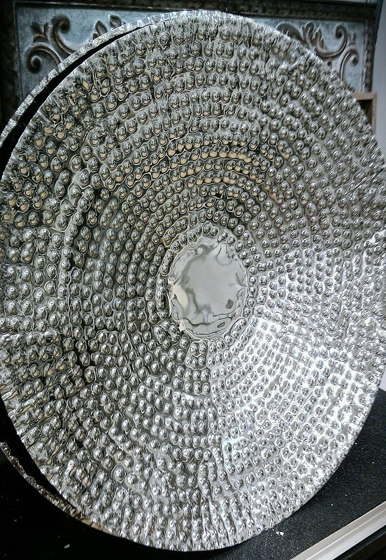 Realvalue – In Best And Newest Hammered Metal Wall Art (View 6 of 15)