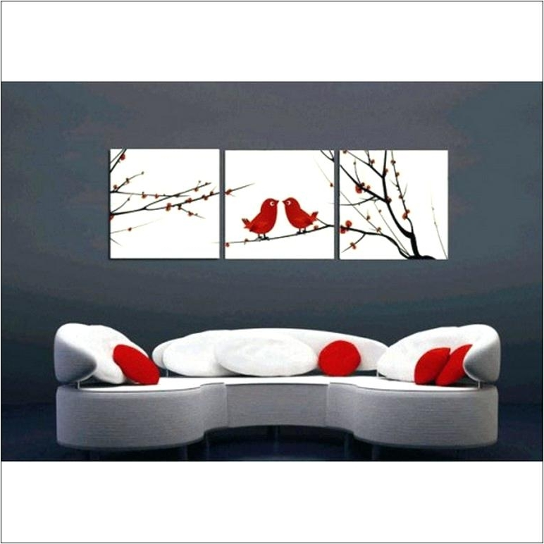Recent 3 Set Canvas Wall Art 3 Piece Canvas Wall Art Sets – Chastaintavern (View 5 of 15)