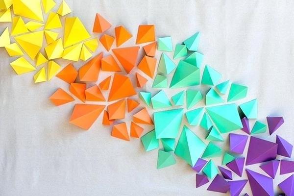 Recent 3D Wall Art With Paper In Diy 3D Wall Art Diy 3D Paper Butterfly Wall Art – Karintil (View 9 of 15)