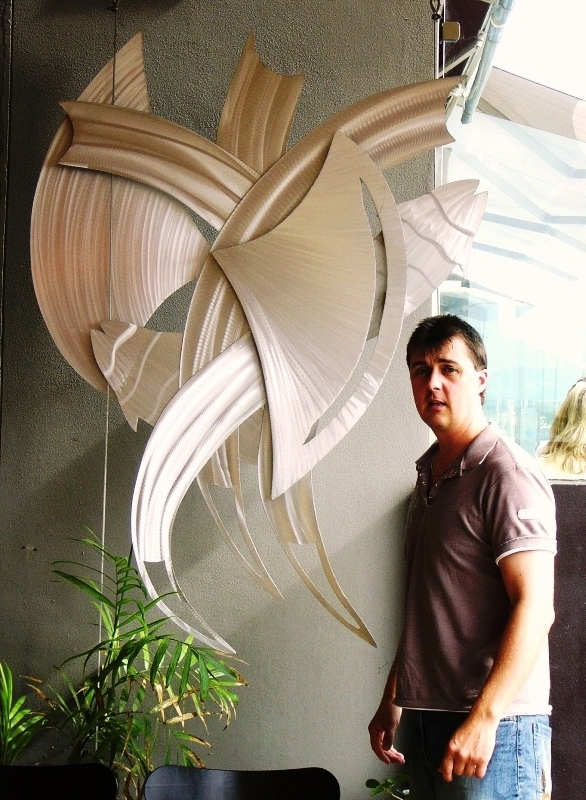 Recent Abstract Metal Wall Art Australia Inside Metal Sculpture Design – Metal Wall Sculpture Australia (View 12 of 15)