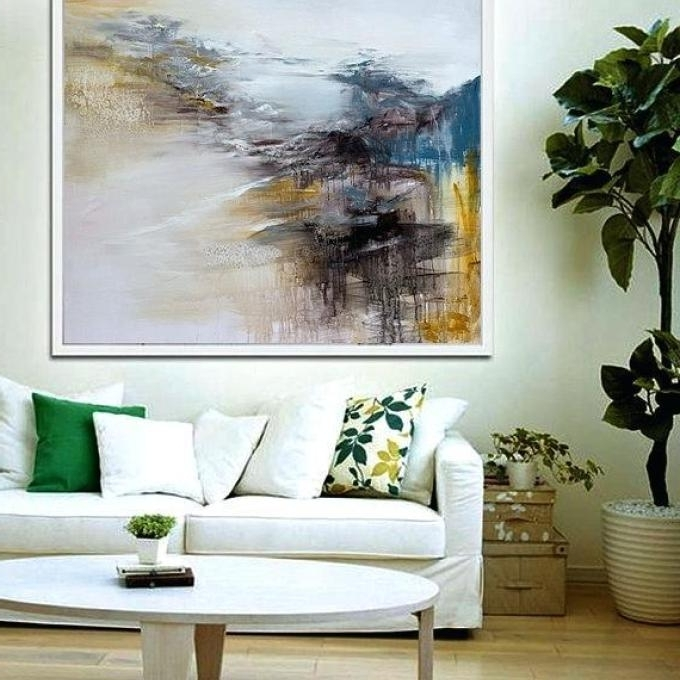 Recent Abstract Wall Art Living Room With Regard To 13 Abstract Wall Art For Living Room, Skillful Abstract Wall Art For (View 14 of 15)