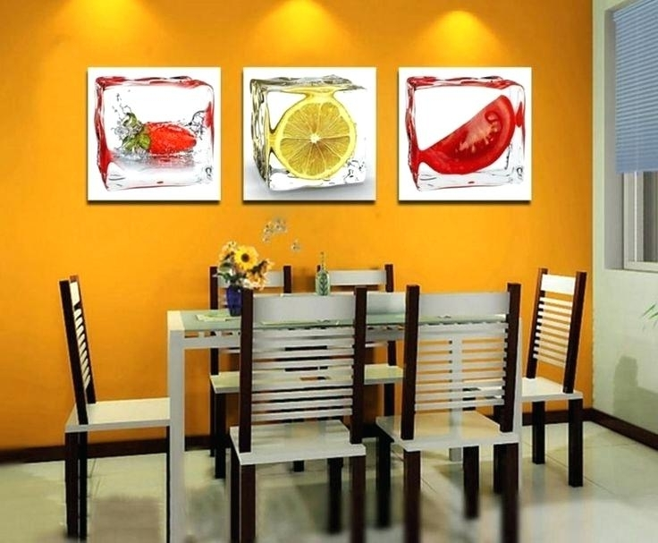Recent Art Modern Abstract Wall Art Painting On Canvas Delicious Red Wine Inside Abstract Kitchen Wall Art (View 13 of 15)