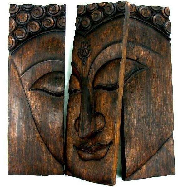 Featured Photo of Buddha Wood Wall Art