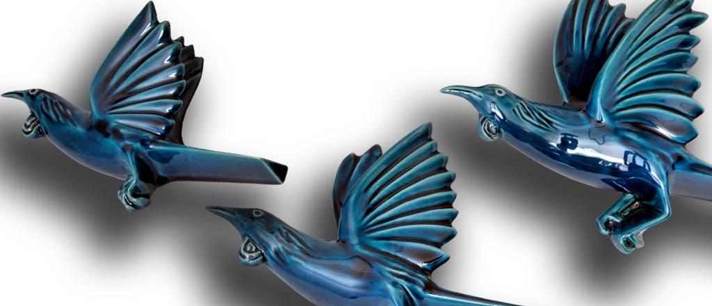 Recent Ceramic Bird Wall Art With Regard To Steiner Ceramics – Handmade Ceramics In New Zealand (View 11 of 15)