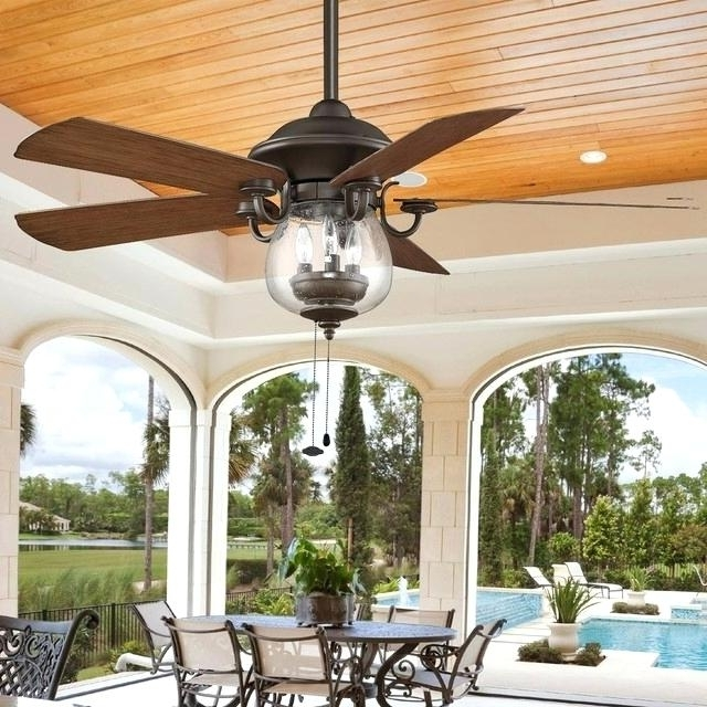 Recent Clear Ceiling Fan Globes Indoor Outdoor Ceiling Fan Globes Clear In Outdoor Ceiling Fans With Light Globes (View 15 of 15)