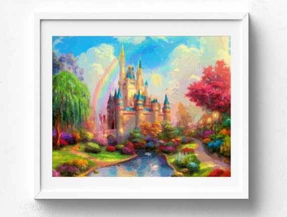 Recent Disney Canvas Wall Art Throughout Disney Wall Art Disney Paintings Art Of Disney Disney (View 11 of 15)