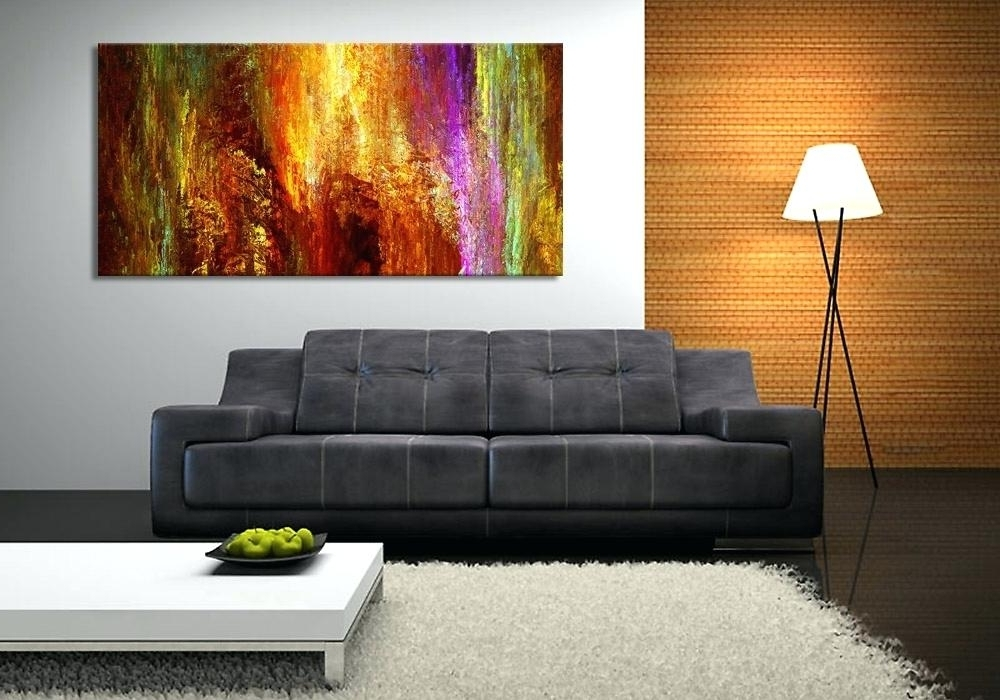 Recent Large Abstract Canvas Wall Art Modern Art Prints Large Abstract With Extra Large Wall Art Prints (View 12 of 15)