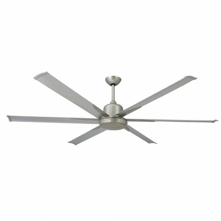Recent Nickel Outdoor Ceiling Fans Intended For Home Depot Outdoor Ceiling Fans Inspirational Troposair Titan 72 In (View 13 of 15)