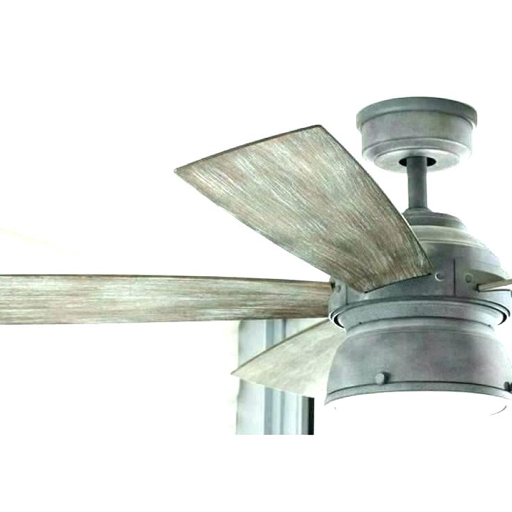 Recent Outdoor Fan With Light Flush Mount Outdoor Ceiling Fan With Light Within Flush Mount Outdoor Ceiling Fans (View 14 of 15)