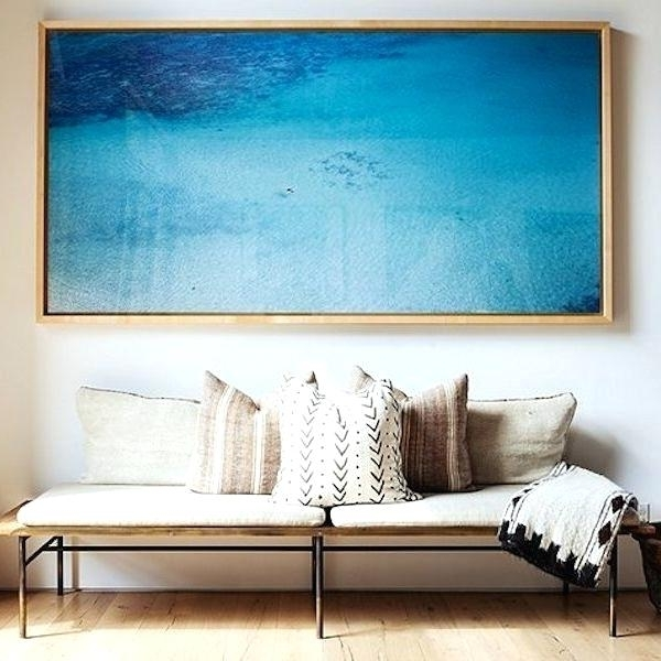 Recent Oversized Framed Wall Art In Oversized Framed Art Prints Wall Astounding With Design Large (View 2 of 15)
