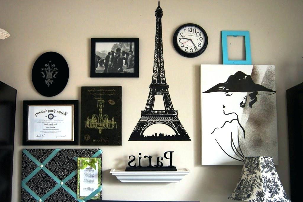 Recent Paris Wall Decor Ideas About Wall Art On Decor Paris Wall Decor Within Paris Themed Wall Art (View 13 of 15)