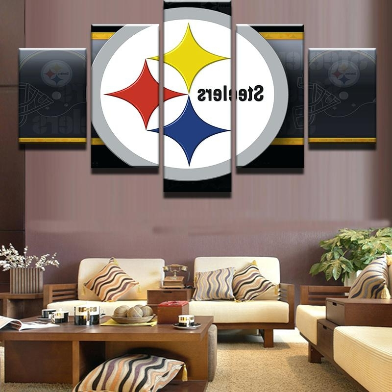 Recent Steelers Wall Art Limited Edition Canvas Steelers Canvas Wall Art Within Limited Edition Canvas Wall Art (View 12 of 15)