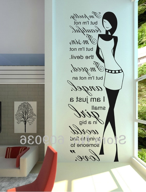 Recent Teenage Wall Art Throughout 41 Teen Girl Wall Art, Easy Wall Decoration Ideas For Teen Rooms (View 11 of 15)