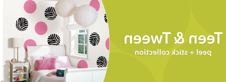 Recent Teentween Superb Wall Decals For Teens – Home Design And Wall Within Wall Art For Teenagers (View 5 of 15)