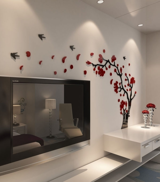 Recent Unusual 3D Wall Art Intended For Interior & Exterior (View 12 of 15)