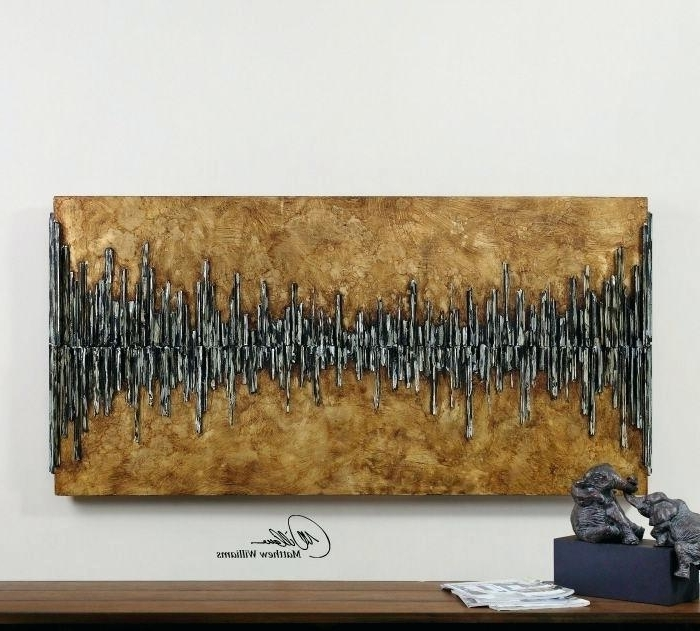 Recent Uttermost Metal Wall Art With Regard To Wood Metal Wall Decor View All Wall Decor Chalkboards Photo Frames (View 5 of 15)
