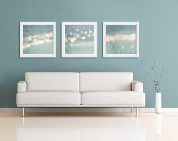 Recent Wall Art Set Of 3 Abstract Art Prints Abstract Wall Art Nautical Within Abstract Nautical Wall Art (View 7 of 15)