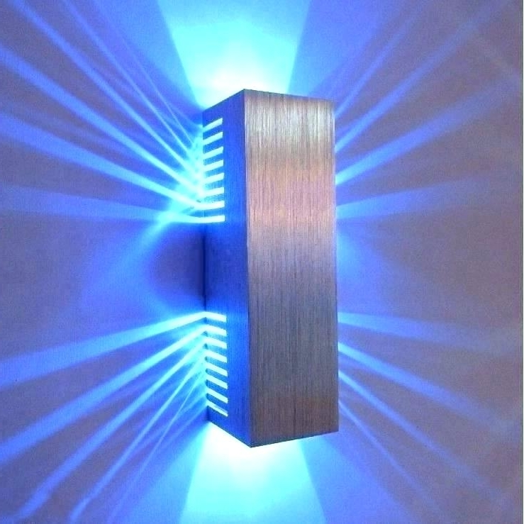 Recent Wall Night Light Led Wall Mounted Led Night Lights Led Reading Lamp Within 3D Wall Art Night Light Australia (View 13 of 15)