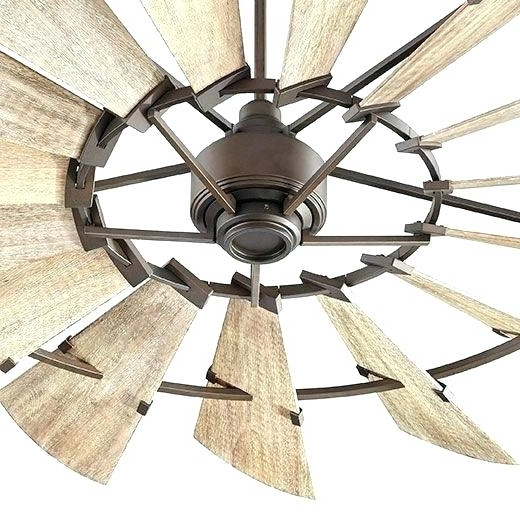 Rustic Outdoor Ceiling Fan Light Kit (View 7 of 15)