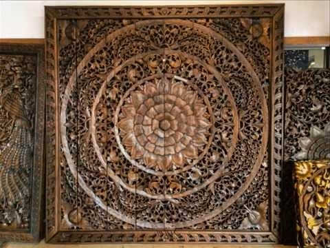 Rustic Wood Panel Wall Art – Youtube (View 4 of 15)