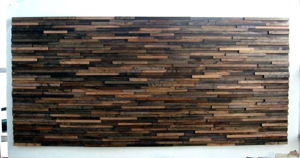 Rustic Wood Wall Zoom Rustic Wood Panel Wall Art Ibbcclub Rustic Inside Trendy Wood Panel Wall Art (View 5 of 15)
