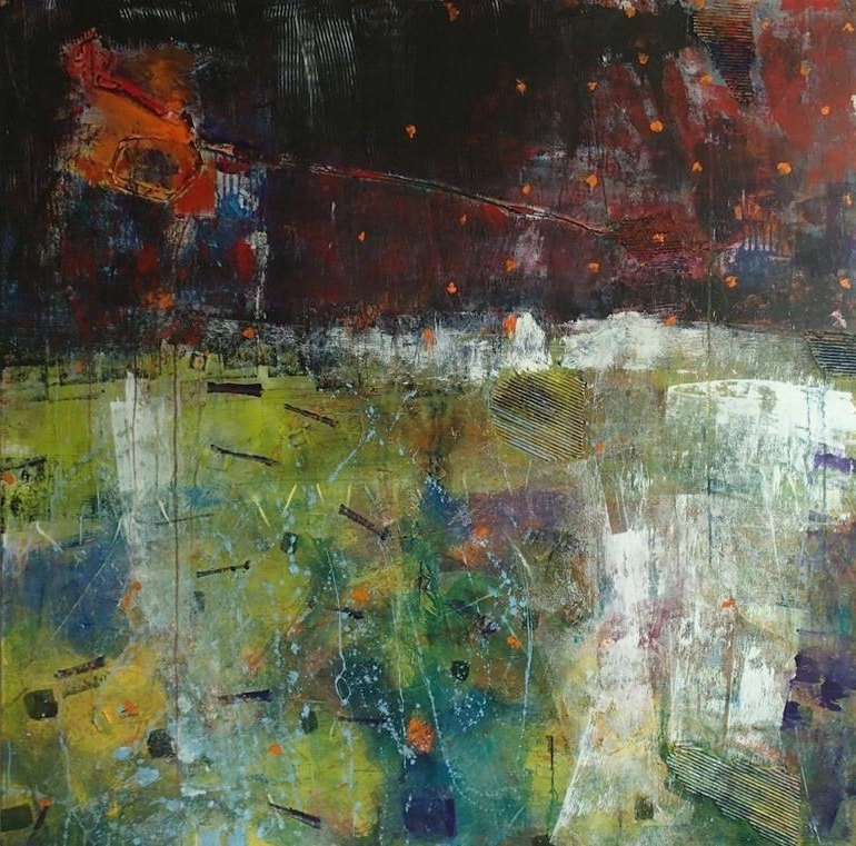 Saatchi Art Inside Kirby Abstract Wall Art (View 7 of 15)