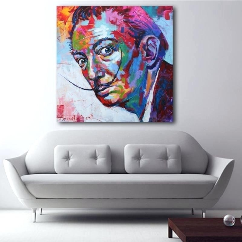 Salvador Dali Wall Art Art Reviews Online Shopping Art Inside Wall Throughout Most Popular Salvador Dali Wall Art (View 14 of 15)
