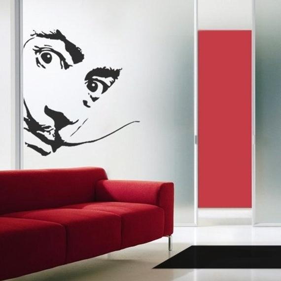 Salvador Dali Wall Art Throughout Current Dali Wall Art – Elitflat (View 12 of 15)