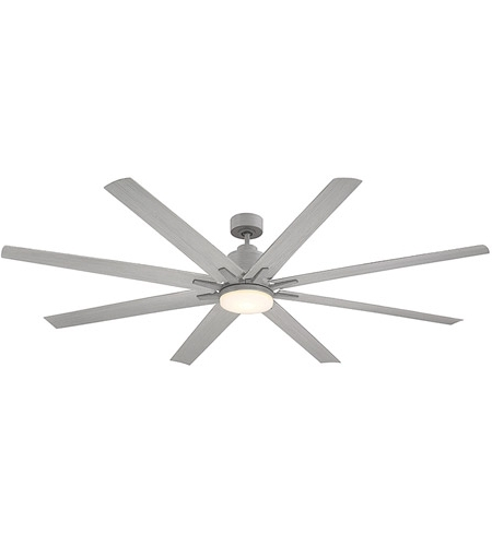 Savoy House 72 5045 8Gr Gr Bluffton 72 Inch Grey Wood Outdoor Within Well Known Grey Outdoor Ceiling Fans (View 14 of 15)