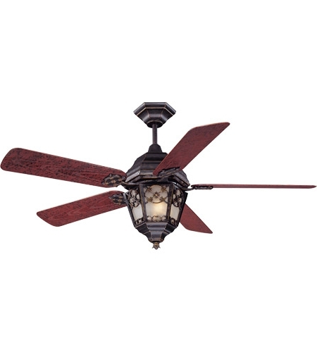 Savoy House Outdoor Living The Torino 52In Outdoor Ceiling Fan In With Favorite Copper Outdoor Ceiling Fans (View 14 of 15)