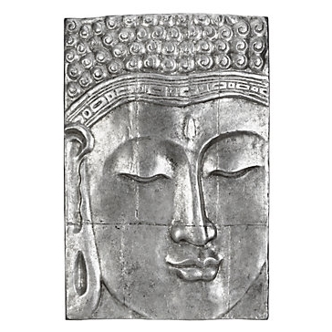 Serenity Buddha Panel (View 7 of 15)