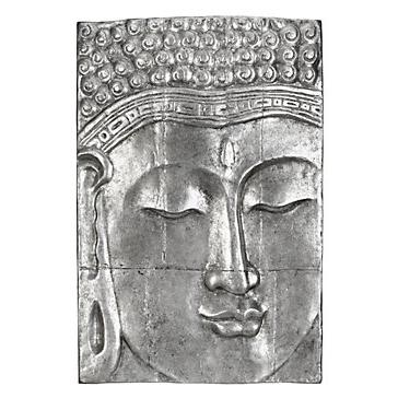Serenity Buddha Panel (View 3 of 15)
