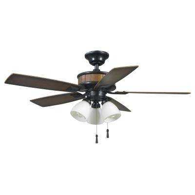 Shades – Flush Mount – Outdoor – Ceiling Fans With Lights – Ceiling Inside Fashionable 42 Outdoor Ceiling Fans With Light Kit (View 3 of 15)