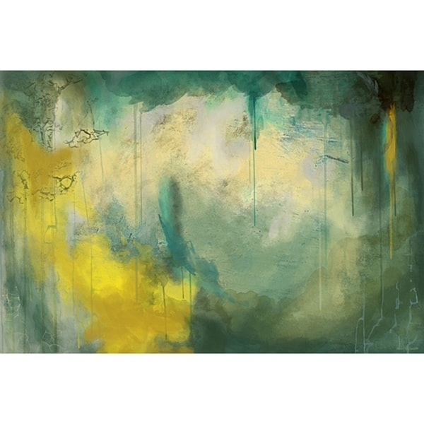 Shop Maxwell Dickson Serenity Abstract Canvas Wall Art - Free for Most Current Overstock Abstract Wall Art