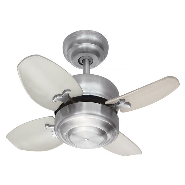 Shop Monte Carlo Mini 20 Inch Ceiling Fan – Free Shipping Today With Regard To Most Current 20 Inch Outdoor Ceiling Fans With Light (View 6 of 15)