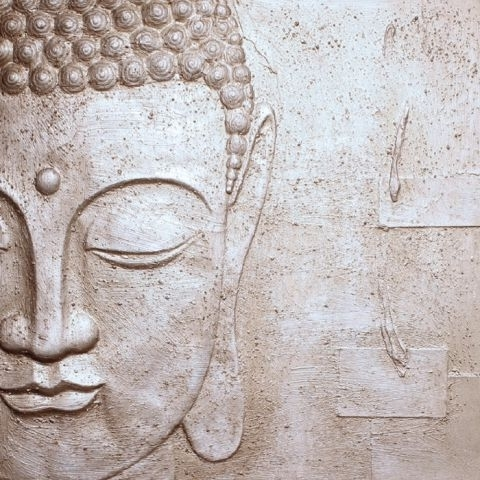 Silver Buddha Wall Art With Recent Arthouse Silver Buddha Wall Art Art House Silver Buddha Wall Art (View 4 of 15)