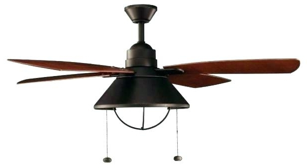 Small Outdoor Ceiling Fans Black Fan Lodge With Lights Light In Most Recently Released Mini Outdoor Ceiling Fans With Lights (View 11 of 15)